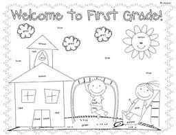 Best Solutions Of Printable Colouring Worksheets For Grade 1 In Letter Template