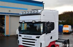 To Fit Pre 14 DAF CF Day Standard Sleeper Cab Roof Light Bar + ...