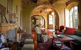 Chianti Villa In Monteriggioni Tuscany Italy