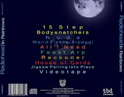 Smashing Pumpkins Zeitgeist Spotify by Radiohead In Rainbows Back Album Covers Pinterest Radiohead