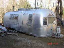 Im Eco Chic Like An Old School Airstream Travel Trailer The Silver Bullet As Those Of Us In RV World Call It