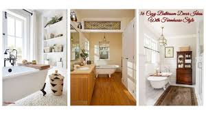 36 Cozy Bathroom Decor Ideas With Farmhouse Style - Crunchhome.com 37 Stunning Bathroom Decorating Ideas Diy On A Budget 1 Youtube 100 Best Decor Design Ipirations For Cheap Vanities Bankstown Have Label 39 Brilliant On A Hoomdsgn Bold Small Bathrooms 31 Tricks For Making Your The Room In House Design Ideasbudget Renovation Diysmall Daily Apartment 22 Awesome Diy Projects Storage Home Decor Home 44 Inexpensive Farmhouse Homewowdecor