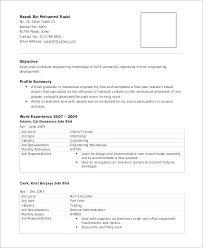 Resume Format Electrical Engineer Fresher Engineering For Ineering Freshers In Ms Word Template Civil Ineer Samples