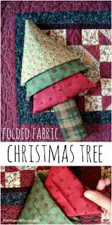 This Super Cute And Easy To Make 3 Fat Quarter Tree Is Perfect For Any Occasion