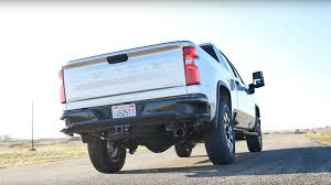 100 Diesel Truck Vs Gas Chevy Silverado Compete To Show Which One Is