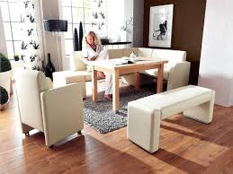 Corner Kitchen Booth Ideas by Kitchen Booth Ideas Black Leather Bench Long Wood Dining Table