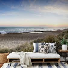 fototapeten mit strand und meermotiven wall de