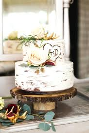 Rustic Cake Stand Ideas Wedding Cakes Brides Throughout