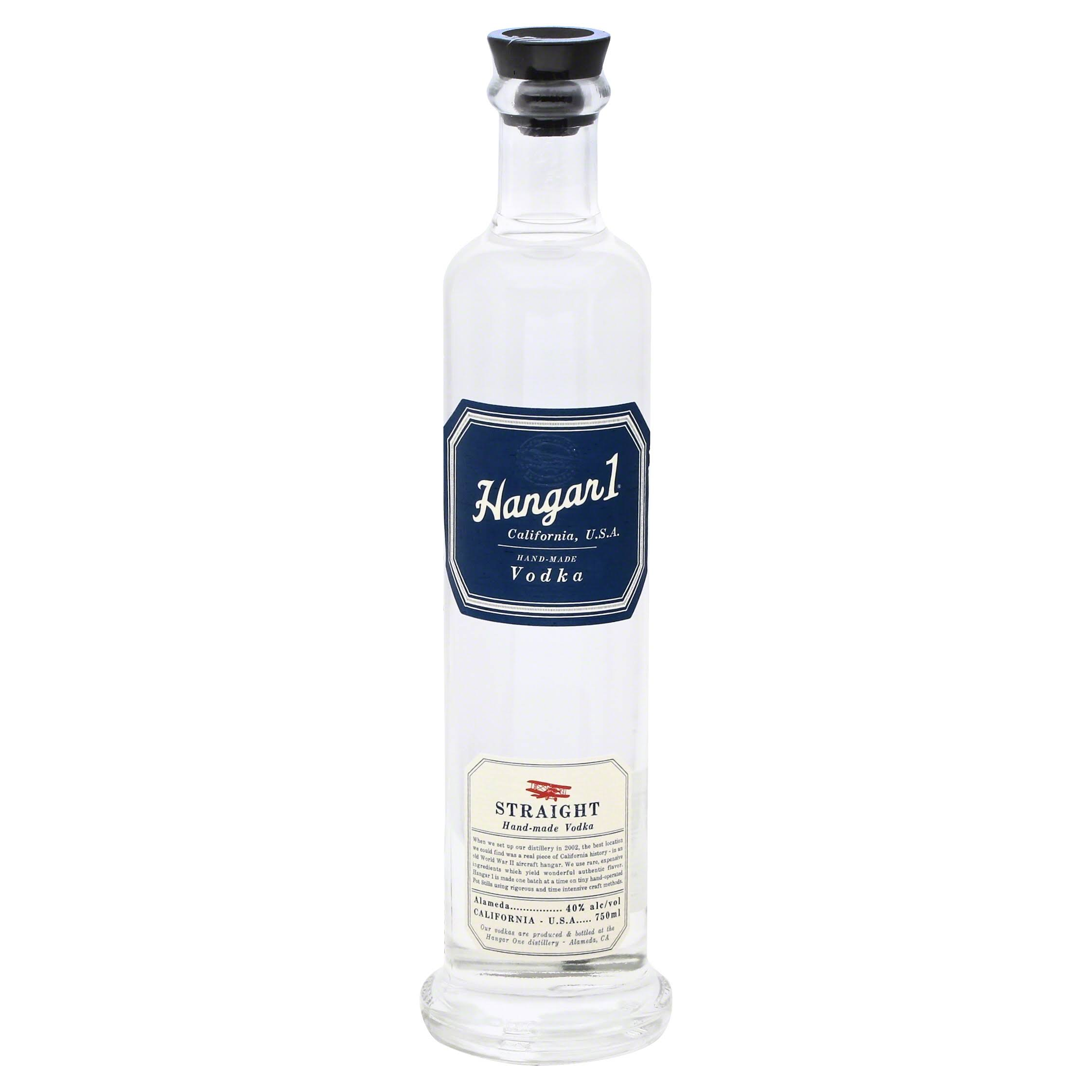 Hangar One Vodka - 750 ml bottle