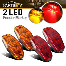 Marker Light: Amazon.com Buy 10 Pcs Tmh 25 Red Light Lens Super Flux Side Led 5x264146cl Amber Led Cab Roof Marker Running Lights Clear For Atomicdsobingcabmarkightsfordtruckamberlens Chicken Lightsmarker Lights Lets See Some Pics Of Em Page 2 Truck Marker Youtube 5xteardrop Yellow Top Clearance For Szhen Idun Photoelectric Technology Co Ltd Truck Bragan Specific Hand Polished Stainless Steel Under Bumper Low 12v 24v Lamp Car Trailer Shop 100 Waterproof Universal 2011 Ford F150 Fx4 Raptor Inspired Grille