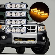 Fitur Ultrathin Amber 4x 4 Led Emergency Warning Strobe Light ... 4led Light Bar Beacon Vehicle Grill Strobe Emergency Warning Flash Umbrella Inspirational High Power 1224v 20led Super Bright Caution Hazard Safety Bars 55 Inch 1 4m 104 Led Castaleca Car Truck Trailer Side Marker Strobe Lights Amber 12 Led Kacowpper 6 Nwhosale New 2 X 48 96led Flashing Lights Buyers 8892000 Set Of 5 9 Marker With