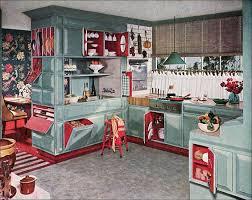 Try Out Retro Kitchen Décor