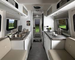 100 Airstream Interior Pictures S New Trailer Nest Offers Compact Luxury For 45