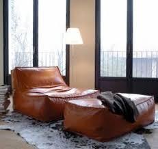 by big joe cube blazer leather bean bag 669405 leather