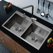 Kohler Sink Strainer Home Depot by Kitchen Sinks Home Depot Farmhouse Hammered Copper Apron Sink
