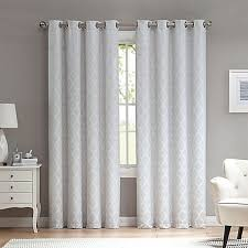 Thermal Curtains Bed Bath And Beyond by Marrakesh Grommet Top Window Curtain Panel Bed Bath U0026 Beyond