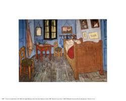 Bedroom in Arles van Gogh Posters at AllPosters