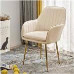 goldene esszimmerstühle küchenstühle mit armlehne günstig