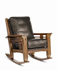 100 Reclining Rocking Chair Nursery Rustic S Leather S More Leather