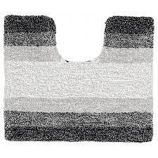 wc vorleger sealskin brilliance oslo grau