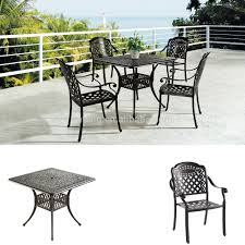 Cast Alum Patio Furniture Garden Table Set By 4 Chair - Buy Cast Alum Paito  Set,Cast Aluminum Dining Table Set,Cast Aluminum Patio Furniture Product ... Amazoncom Tk Classics Napa Square Outdoor Patio Ding Glass Ding Table With 4 X Cast Iron Chairs Wrought Iron Fniture Hgtv Best Ideas Of Kitchen Cheap Table And 6 Chairs Lattice Weave Design Umbrella Hole Brown Choice Browse Studioilse Products Why You Should Buy Alinum Garden Fniture Diffuse Wood Top Cast Emfurn Nice Arrangement Small For Balconies China Seats Alinium And Chair Modway Eei1608brnset Gather 5 Piece Set Pine Base