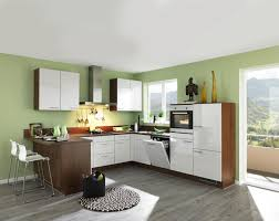 wohnliche eckküche für begeisterte hobbyköche