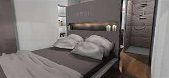faire une salle de bain dans une chambre creer une salle de bain dans une chambre maison design bahbe com