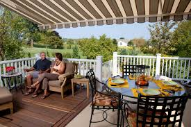 Exterior Design: Gorgeous Retractable Awning For Your Deck And ... Gallery Retractable Patio Creative Awnings Shelters Deck Patio Canvas Canopy Globe Awning Retractable Rolling Shutters Ca Since More On Modern Style Wood And Ideas For Decks Helpful Guide Your And American Sucreens Porch A Hoffman All About Gutters Deck Awnings Best 25 Ideas On Pinterest Awning Cover Design Installation Ct Toff Shades Sci