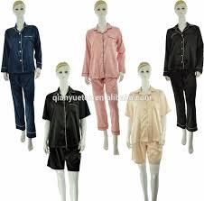 silk pajamas silk pajamas suppliers and manufacturers at alibaba com