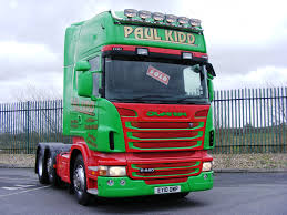 100 Kidds Trucks Paul Kidd Livestock Transport Ltd