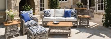 Lloyd Flanders Patio Furniture Covers by Lloyd Flanders Mackinac Collection Woven Vinyl Wicker Furniture
