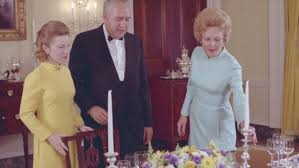 Pat Nixon Life in the White House