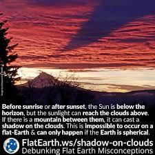 100 Flat Cloud Shadow On S Earthws