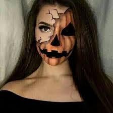 Halloween Half Mask Makeup by Best 25 Half Face Makeup Ideas On Pinterest Half Face Halloween