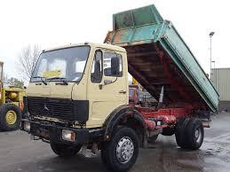 100 V10 Truck MERCEDESBENZ 1932 Kipper 4x4 ZF Good Condition Dump Truck