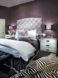 grau und lavendel schlafzimmer ideen dekoration ideen