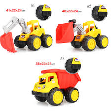 100 Trucks For Toddlers 1 Set 3 Styles Action Children Toy Cars Kids