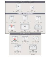 Corian 810 Sink Cad File by Home Depot 3 Valley Countertops Industries Ltd