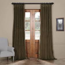 grey velvet curtains and drapes half price drapes