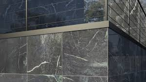 Black Marble Tile Design
