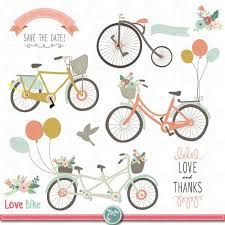 Bicycle Clipart Retro Bike 10