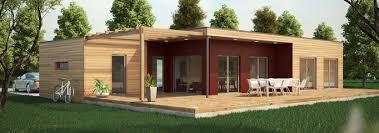 construction maison en bois prix 2 low budget houses