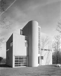 100 Charles Gwathmey Viereck Residence Siegel Kaufman Architects