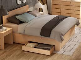 zirbenschlafzimmer mit zirbenholzbett alois boxspring mit