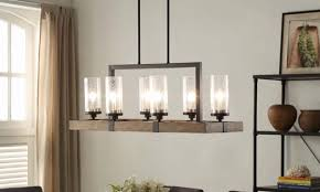 Dining Room Light Fixtures Fresh Dinette Lighting Transitional Circles Chandelier 5