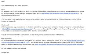 100 Ama Associates Zon Email Your Account Is At Risk Of Closure How