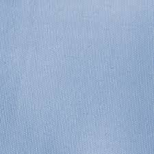 Material For Curtains And Upholstery by Danila Pale Blue Blue Plain Cotton Fabric