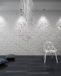 Maze 3D Board White Wall Panels 500x500