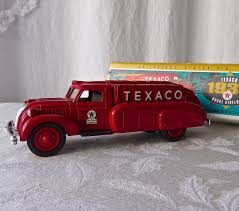 100 Texaco Toy Truck 1939 Dodge Airflow Collector Series 10 Vintage Etsy