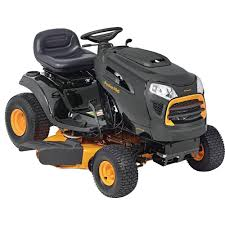 Poulan Pro PP19A42 42 In. 19 HP Briggs & Stratton Automatic Gas ...